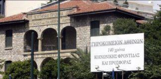 Γηροκομείο Αθηνών