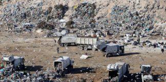χωματερή πόλεμος χαλκού Ρομά